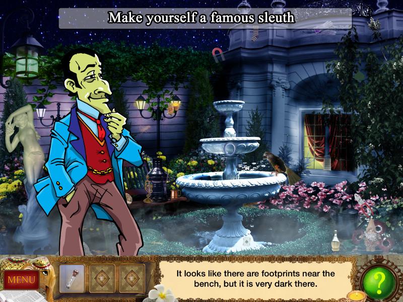 CrispApp: Hidden Object Adventure Games for iPhone, iPad, iPod
